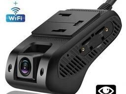 Автомобильный видеорегистратор с 4G + WIFI + GPS Jimi JC400P Aivision Cam с online. ..