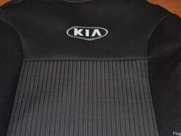 Чехлы в салон модельные для KIA /Rio, Sportage, Picanto, Soul