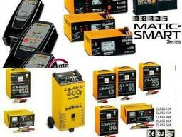 Автомобильные пуско- зарядные и пусковые устройства для АКБ