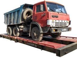 Автомобильные весы 8 метров 30 тонн !Акция!