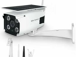 Автономна камерa на сонячній батареї 4G YN88