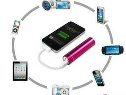 Автономная портативная USB зарядка power bank 2600