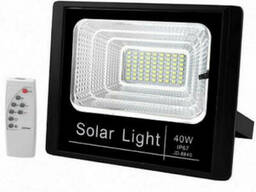 Автономный Led прожектор (LED Solar Light 40W) IP67