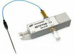 Автономный регистратор процессов сушки кирпича Автограф-1. 1