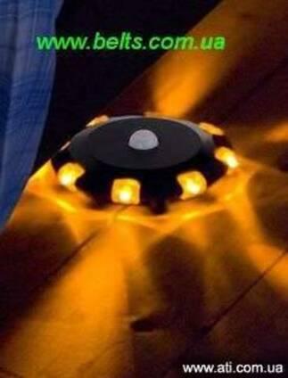 Автономный светильник с датчиком движения