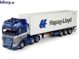 Автоперевозка контейнеров , включая опасные грузы ADR