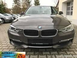 Авторазборка BMW 318d F30 Luxury Line