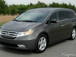 Авторазборка Honda Odyssey 2008-2013 Стойки крыла бампер