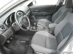 Авторазборка Mazda 3 II 2008-2013 детали кузова подвески. б\у