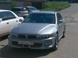 Авторазборка. Mitsubishi galant ea 1999