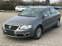 Авторазборка Volkswagen Passat В6 05-10г. 1.6i, 1.8i, 1.9d,