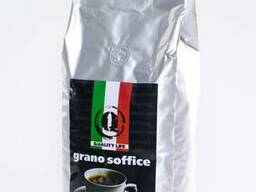 "Авторский купаж зернового кофе ""Grano soffice"""