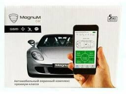 Magnum Автосигнализация Magnum Elite M 880 с GSM модулем