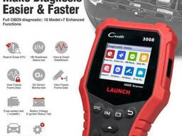 Автосканер Launch Creader 3008 CR3008
