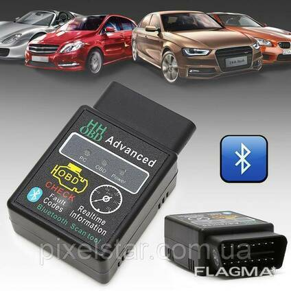 Автосканер OBD ELM327 bluetooth
