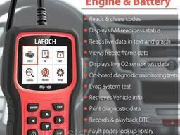 Автосканер OBD ML168, автоматическая проверка двигателя