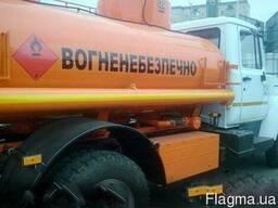 Бензовоз-топливозаправщик ГАЗ, МАЗ КАМАЗ и шасси заказчика