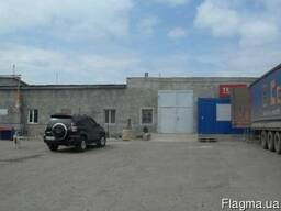 Автотранспортое предприятие 1,2 гектара, село Котовка