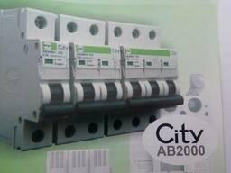 Автовимикач АВ2000/3 С32 230/400 УЗ (4, 5кА)