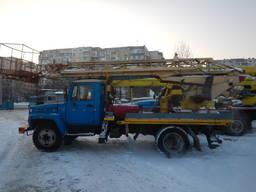 Автовышка ап 18, аренда, услуги Киев