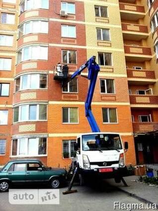 Автовышка Одесса услуги, аренда, заказ круглосуточно