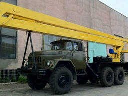 Автовышку ВС-22-01РГ 2006г. в. на базе ЗИЛ-131