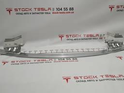 Автозапчасти. гребень переднего бампера металл сабля new 10