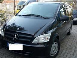 Автозапчасти оригинал б/у Mercedes Benz Vito,Viano(w639)