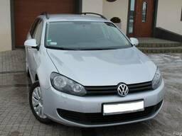 Автозапчасти на Volkswagen Golf VI (2008-2013)