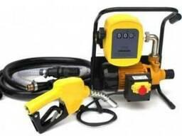 АЗС для заправки перекачки дт заправка с насосом 2200 WAT Ge