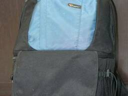 Б.У. Lowepro рюкзак Fastpack 350 Blue (в удовл сост)