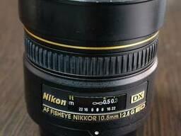 Б.У. Nikkor AF-S 10,5mm f/2,8G ED