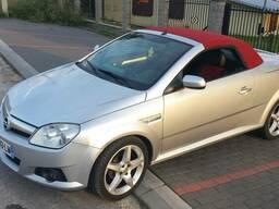 Б/у автозапчасти и новые детали на Opel Tigra Twin Top