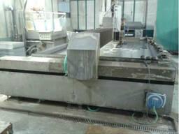 Б/У гидроабразивный станок с ЧПУ модели PTV WJ4020B-1Z-D