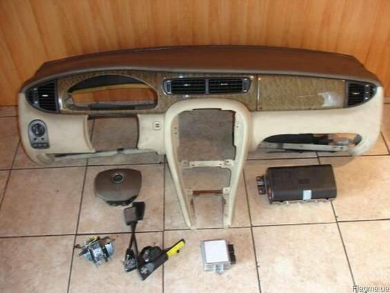 Б/у комплект безопасности Airbag Jaguar x-type