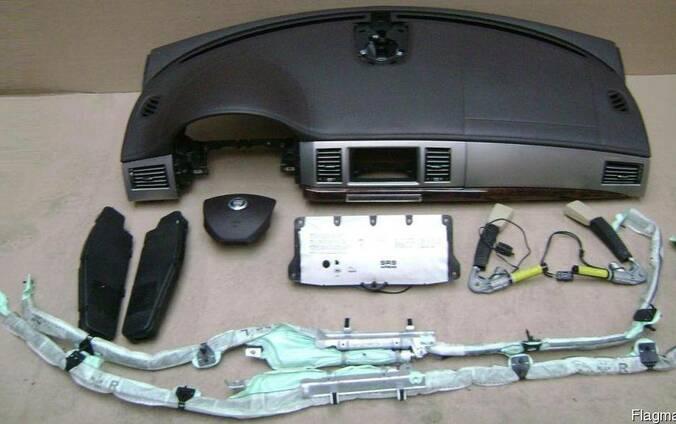 Б/у комплект безопасности airbag Jaguar XF