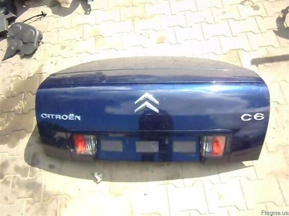 Б/у крышка багажника Citroen C6 2005-2012