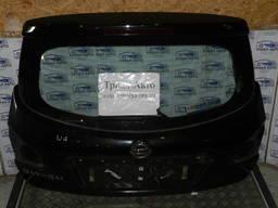 Б/у крышка багажника для Nissan Qashqai K0100JD9MC