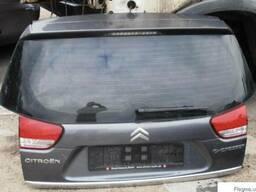 Б/у крышка багажника задняя ляда Citroen C-Crosser