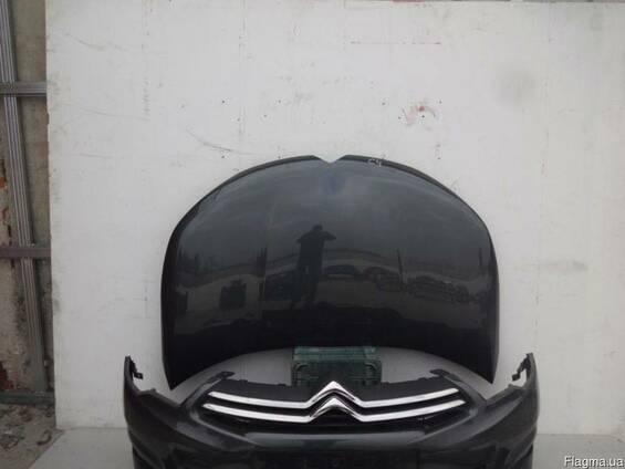 Б/у новый капот Citroen C4 2004-2013