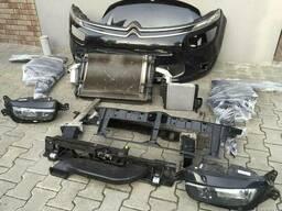 Усилитель бампера б/у новый Citroen C4 grand picasso