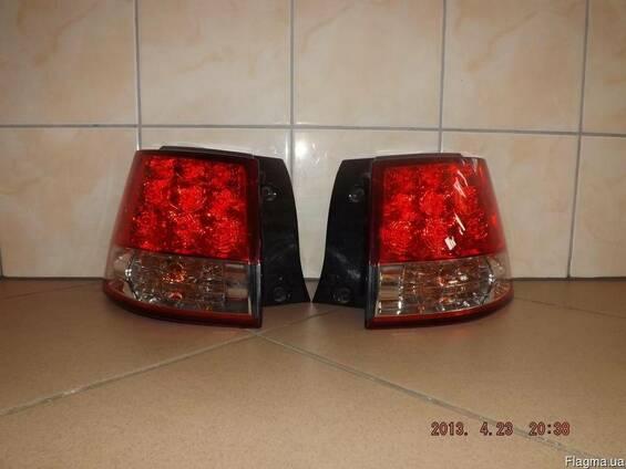 Б/у новые задние фонари Citroen C-Crosser 2011-
