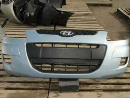 Б/У Передний бампер Hyundai Matrix 2001-2010 1.6 1.8 1.5D 2