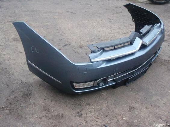 Б/у передний бампер в сборе голый Citroen C6 2005-2012