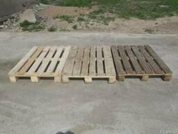 Б/у поддон деревянный 1200х800