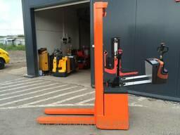 Б/у Штабелер электрический 1250 Kg Still 2012р-акам/бат 3, 3м