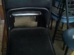 Б/у стулья для кафе, ресторана, бара, пиццерии, столовой и о