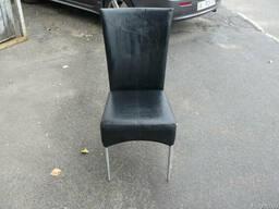 Б.у. стулья для кафе, ресторанов с мягким сиденьем и спинкой