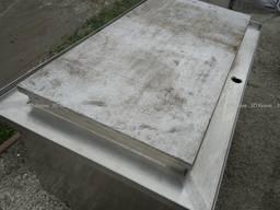 Б. у тепан-яки Kogast, напольный жарочный гриль для кужни