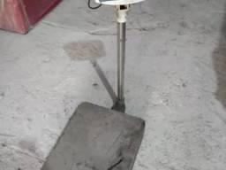 Б. у товарные напольные весы Certus Hercules chk 300 кг